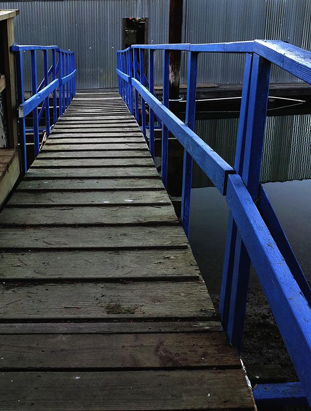Dock 1 ramp